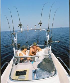 магазин для рыбалки на ладожской